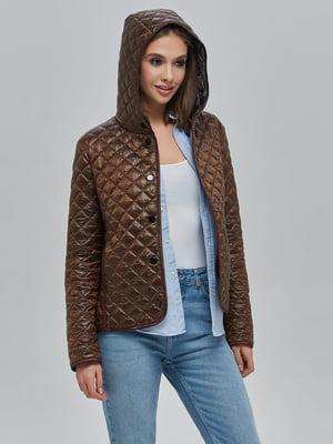 Куртка шоколадного цвета | 5216100