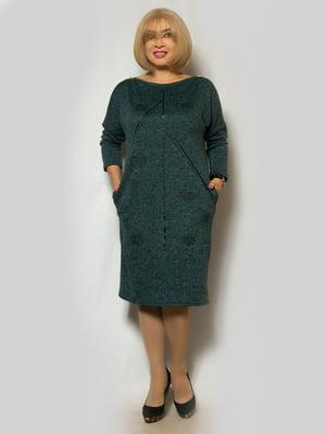 Платье зеленое | 5243284