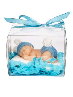 Мыло ручной работы «Малыш на подушке» (80 г)   4592292