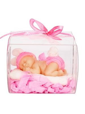 Мыло ручной работы «Малыш на подушке» (80 г)   4592293