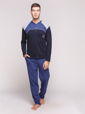 Пижама: джемпер и брюки | 5228617