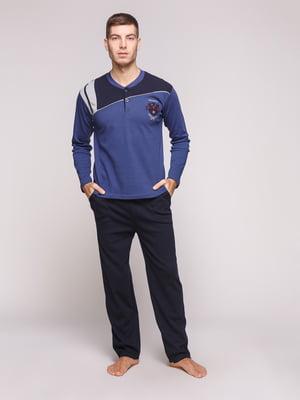 Пижама: джемпер и брюки | 5228614