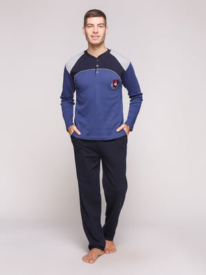 Пижама: джемпер и брюки | 5228616