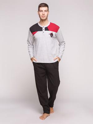Пижама: джемпер и брюки | 5228610