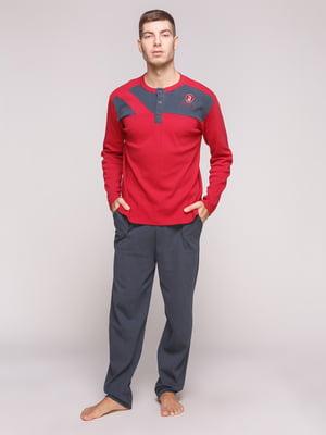 Пижама: джемпер и брюки | 5228607