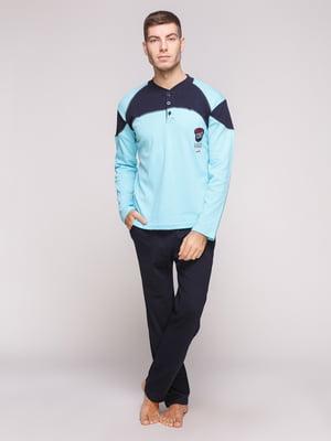 Пижама: джемпер и брюки | 5228613