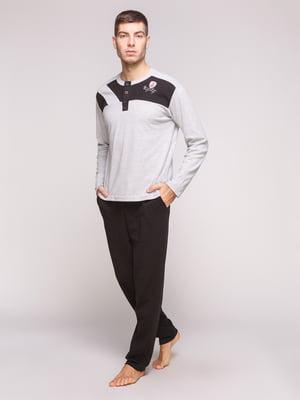 Піжама: джемпер та штани | 5228608