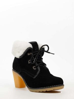 Ботинки черные | 5241765