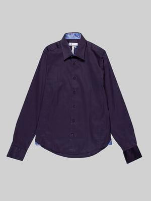 Сорочка темно-синя   2754055
