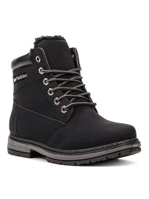 Ботинки черные | 5231899
