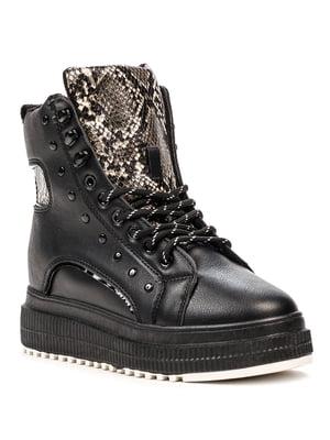 Черевики чорні | 5231886