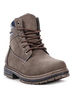 Ботинки коричневые | 5231896