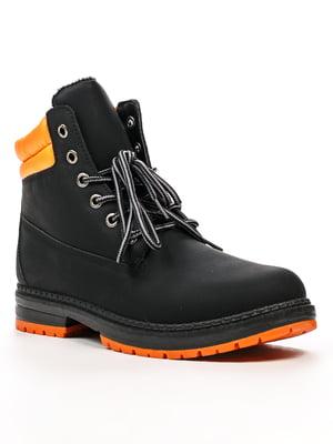 Ботинки черные   5231881