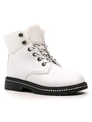 Ботинки белые | 5231879
