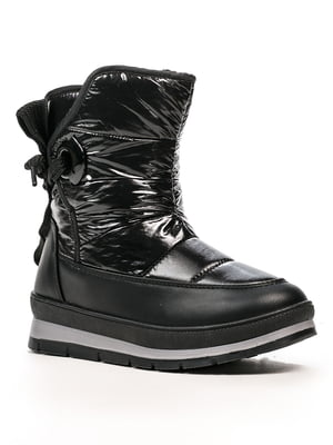 Сапоги черные | 5231916