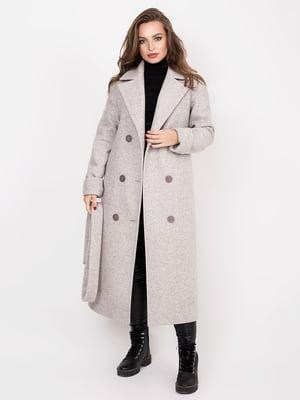 Пальто цвета пломбира | 5244196