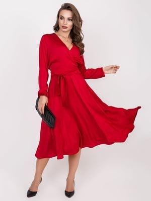 Платье красное | 5244198