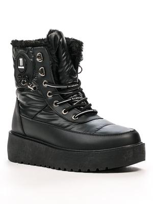 Ботинки черные | 5231842