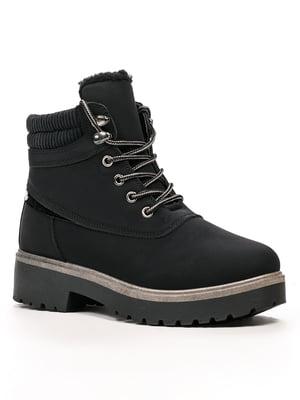 Ботинки черные | 5231895