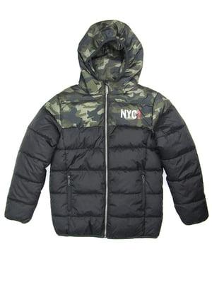 Куртка цвета хаки | 5232446