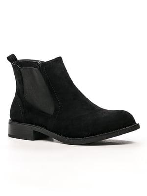 Ботинки черные | 5244007