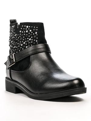Ботинки черные | 5244047