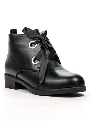 Черевики чорні | 5244052