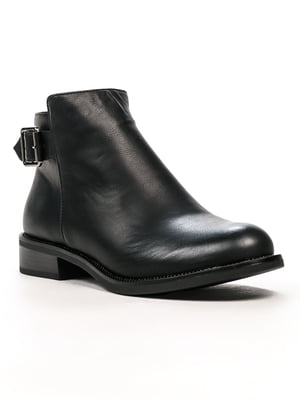 Ботинки черные | 5244024