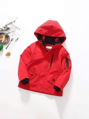 Куртка красная | 5245604