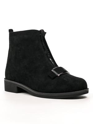 Ботинки черные | 5244039