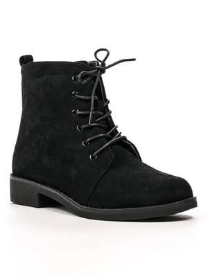 Ботинки черные | 5244012