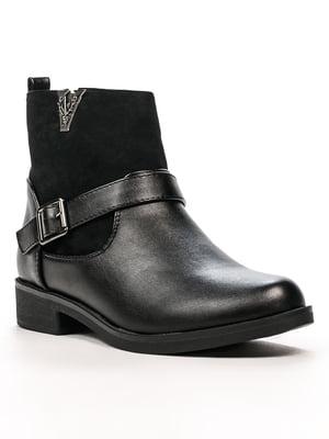 Ботинки черные | 5244008