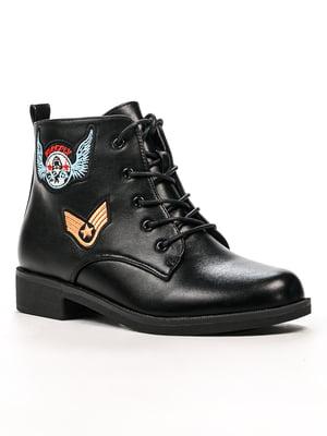 Черевики чорні | 5243974