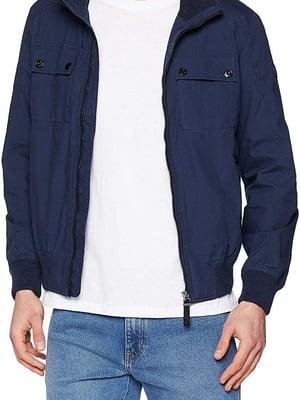 Куртка темно-синяя | 5245530