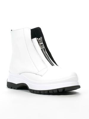 Ботинки белые | 5241445