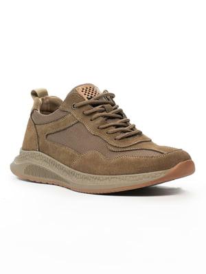 Кросівки кольору хакі | 5241411