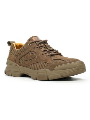 Кросівки кольору хакі | 5241405