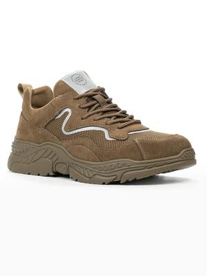 Кросівки кольору хакі | 5241410