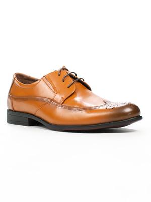 Туфли коричневые | 5241389