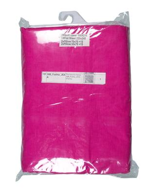 Постельное белье розового цвета | 5218700