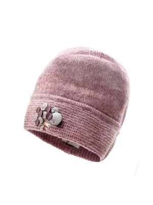 Шапка рожева | 5184226