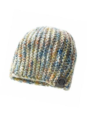 Комплект: шапка і шарф-снуд | 5184626
