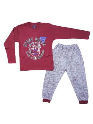 Піжама: лонгслів і штани | 5246267
