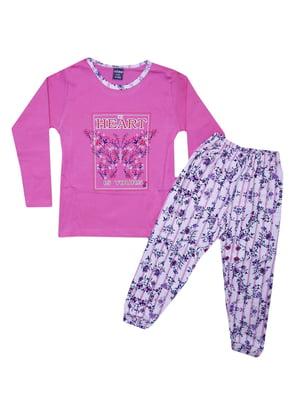 Піжама: лонгслів і штани | 5246268