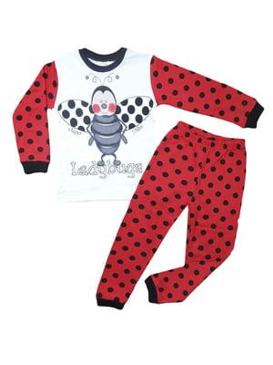 Піжама: лонгслів і штани | 5246272