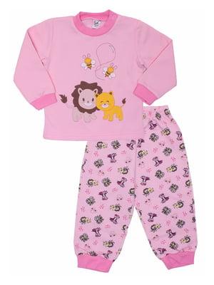 Пижама: джемпер и брюки | 5246878