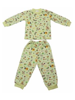 Пижама: джемпер и брюки   5246879