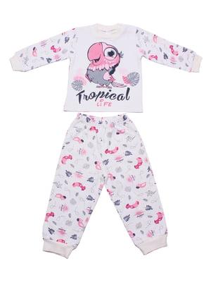 Пижама: джемпер и брюки | 5246885