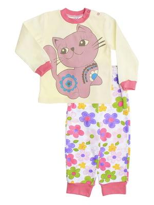 Пижама: джемпер и брюки | 5246887