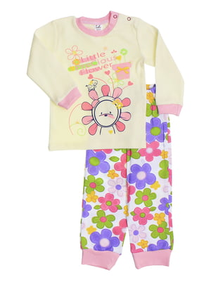 Пижама: джемпер и брюки | 5246888